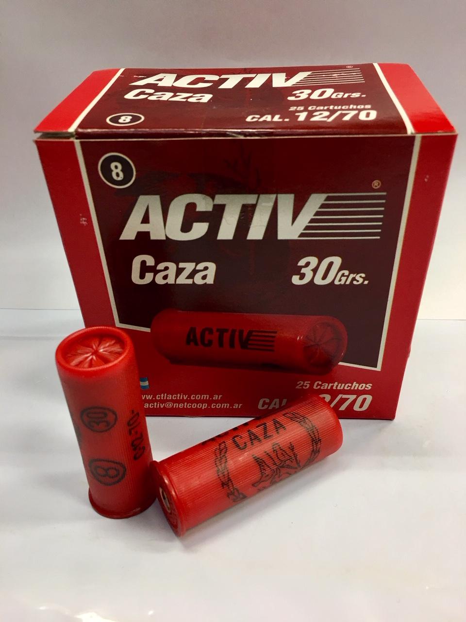 Cartuchos Activ 12 70 28 G Las Colonias Distribuciones S A